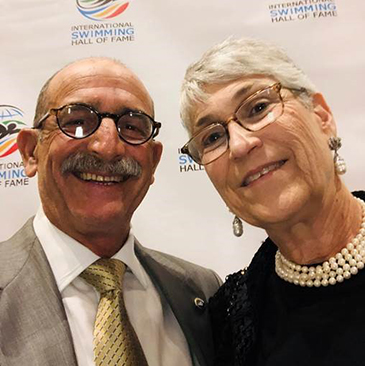obert and Jennie Strauss are committed to educating people about drowning prevention