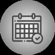 Calendar of Event Icon