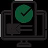 Attestation Form Icon