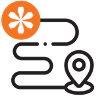 Contact Tracing Icon