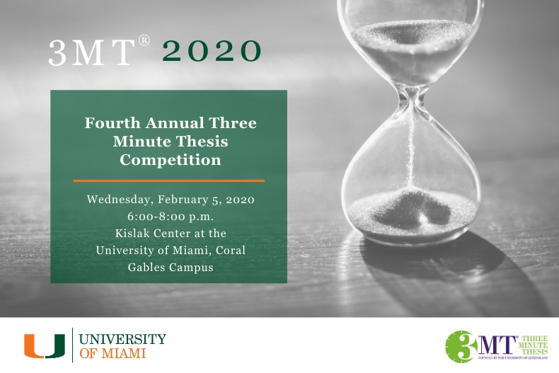 Dissertation competition